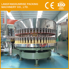 Can Filling Packing Machine For Apple Juice