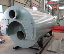 2015 Green!! 0.5-6 tons Industrial Boiler for Steam or Hot Water (fire tube)