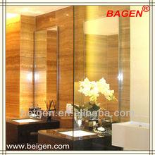 Modern bathroom mirror frame, nice framed mirror with defogger(ISO9001,CE, UL, ROHS, SAA, PSE,TUV )