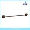 """24"""" Wall Mounted Oil Rubbed Bronze Finish Towel Bar Bathroom & Bath Hardware Sets Accessories (2480-T01OB)"""