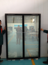 Cold storage two glass door manufacturer in supermarket used commercial refrigerators