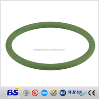 high quility green butyl rubber o ring for mechanical seal
