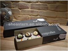 Customized Paper Cake Box/Cake Box Design/Paper Cupcake Box