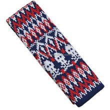 Popular style polyester knitting tie for men