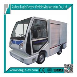 Electric van, high-pressure cleaning truck, EG6032XA101,CE
