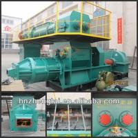 simple manufacturing brick machines/interlocking brick machine/ breeze block making machine