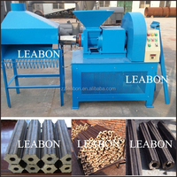 Rice Husk Screw New Design Charcoal Production Plant for Sale