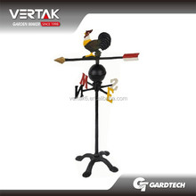 Outdoor garden competitive price metal weather vane