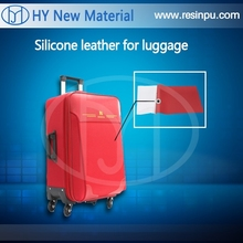 Silicone Leather for Luggage with good tensile strength