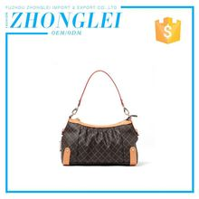 Export Quality Custom Shape Printed Indonesia Leather Bag