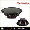 """WA14 Series 12'' 15"""" 18'' Big Subwoofer Sound Speaker"""
