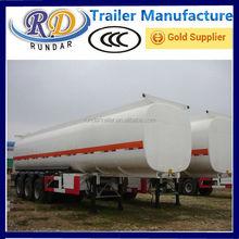 Popular hotsell milk tanker semi trailer road carrier
