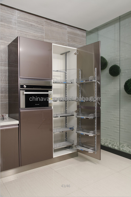 High quality long lasting guangzhou modern used kitchen for Kitchen cabinets craigslist