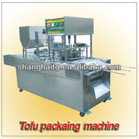 Shanghai Automatic Commercial Tofu packing Machine