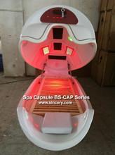 Hot sale spa capsule Beauty salon use oxygen spa capsule/spa space capsule
