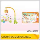 bebê quente musicais celulares cor sino música oc0165239