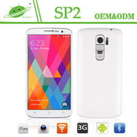 5.0inch 960x540 RAM 1G ROM 8G Camera front 2.0mp back 8.0mp SP2 GPS MTK6582 Quad Core smart mobile phones