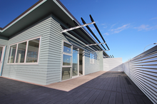 2015 new ECO wpc hollow decking board