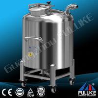 FLK High Quality Sealing Storage Tank,Square Storage Tank, Stainless Steel Containers