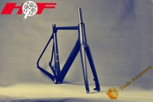 HongFu 2015 newest racing design carbon road bike frame 60cm