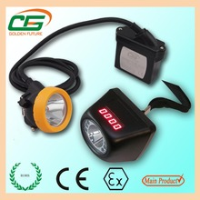 ATEX approved lithium battery coal led miner lamp