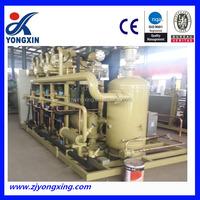 Ammonia Refrigerating Units With Screw Compressor