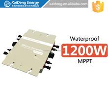 2014 New single-Phase Grid-Tied solar power DC/AC Inverter-high MPPT efficiency