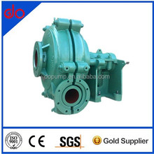 DOH Heavy Duty Slurry Pump Centrifugal Pump with Electric Motor Drive