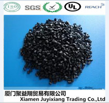 carbon fiber reinforced nylon plastic resin for injection molding,pa6-gf15 plastic raw material