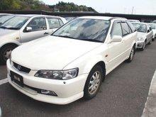 2001 HONDA ACCORD WAGON 2.3 Vi/LA-CF6 / Used car From Japan / ( 84598 )