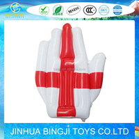 inflatable cheering hand pvc inflatable hand