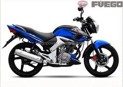MH200-16 Street Motorcycle, 200cc Engine Street Bike , Street Bike With Led Turning Light Motorcycle