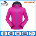 2014 de diseño de moda deportes impermeable chaqueta de invierno para las mujeres