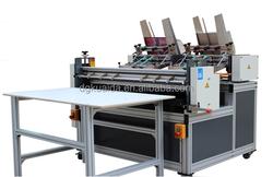 kmd semi-automatic book glueing & binding machine