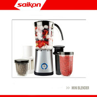 3 in 1 mixer and grinder blender 220W as seen on TV