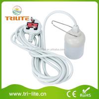 CFL lamp cord set and lamp holder/ lamp socket and cord set