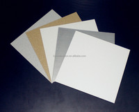 Sublimation blanks aluminum sheets 0.7mm brushed silver,pearlized(gold,silver,white),white sublimation metal sheets