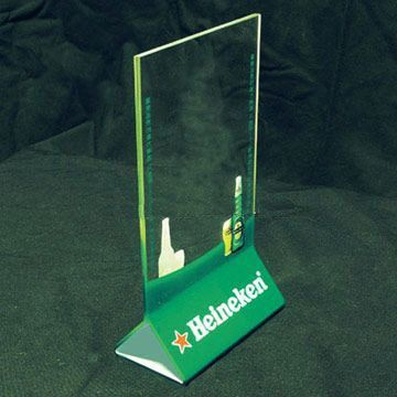 cheap acrylic restaurant menu holder/acrylic table stand menu holder wholesale