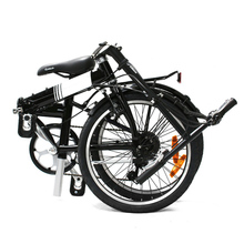 "2015 New Environmental Aluminum Alloy 16"" Folding Bike In Bicycle navidad Gifts"