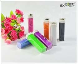 Lowest Price Promotion Gift Power Bank 2600mAh For iPhone