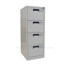 Lateral 4 Drawer Filing Cabinet/Industrial Metal Cabinet Drawers