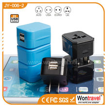 Universal power adapter/electrical gift items adapter/world universal adapter