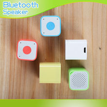 electronic gadgets new for 2015 wireless portable bluetooth anti-lost speaker