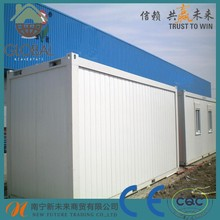 china products luxury 40ft container home ,prebuild container house price for sale