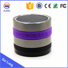 Factory Mini Bluetooth Speaker Portable Wireless Car Subwoofer
