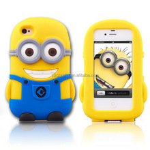 Special new coming dual layer hybrid pc silicone phone case