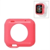 Brand new solid color soft TPU for apple watch accessory made in China