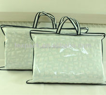 clear plastic zipper bag packaging