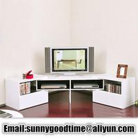 Wooden corner TV STANDS
