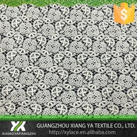 810019 cotton chemical guipure designs high quality embroidery lace fabric sugarveil lace mat